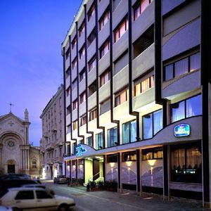 Best Western Hotel Plaza Pescara
