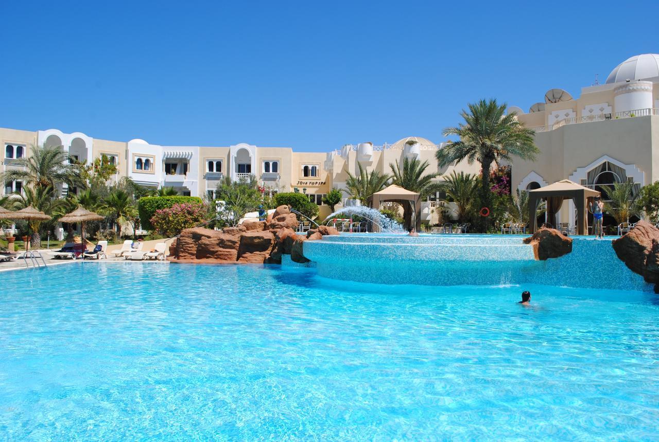 тунис джерба отель джоя парадиз