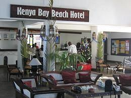 Kenya Bay Beach