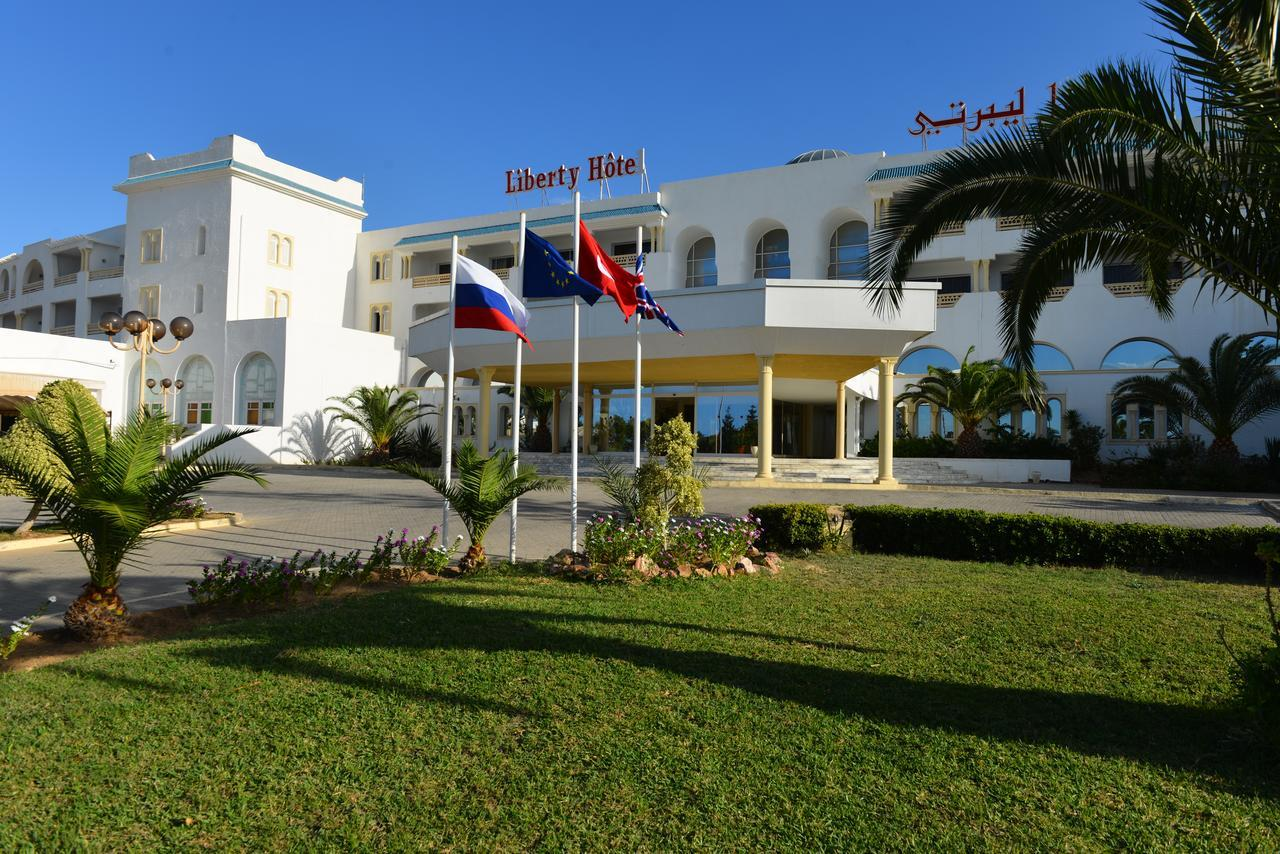 ramada liberty resort 4 тунис монастир