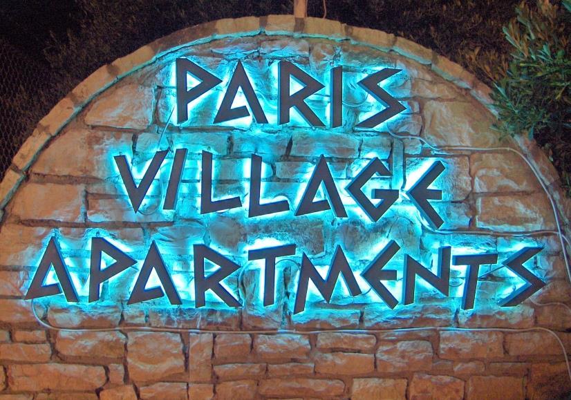 Paris Village Apartment