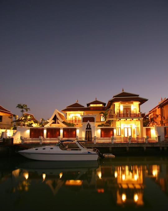 Отель марина таиланд
