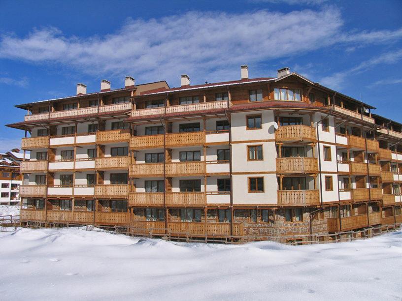 Недвижимость в банско болгария