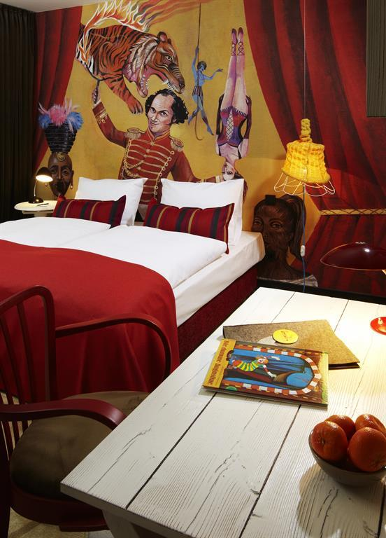 25hours Hotel at MuseumsQuartier 4*