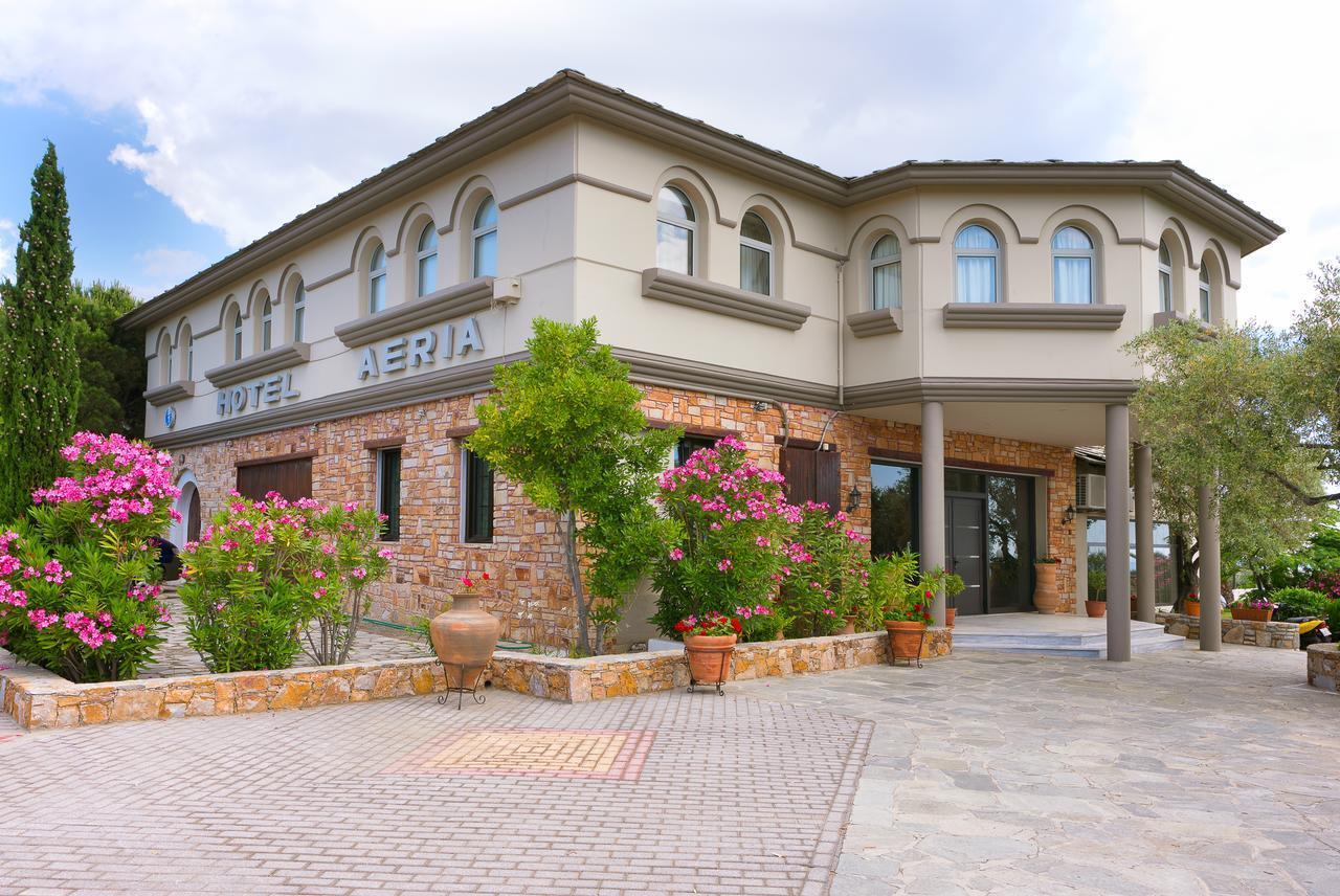 Aeria отель тасос