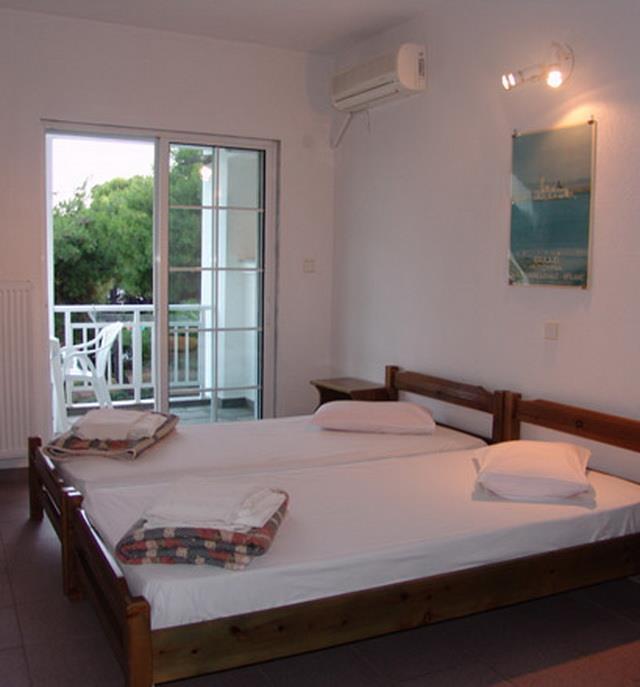 Мини отель на побережье остров Псакудья