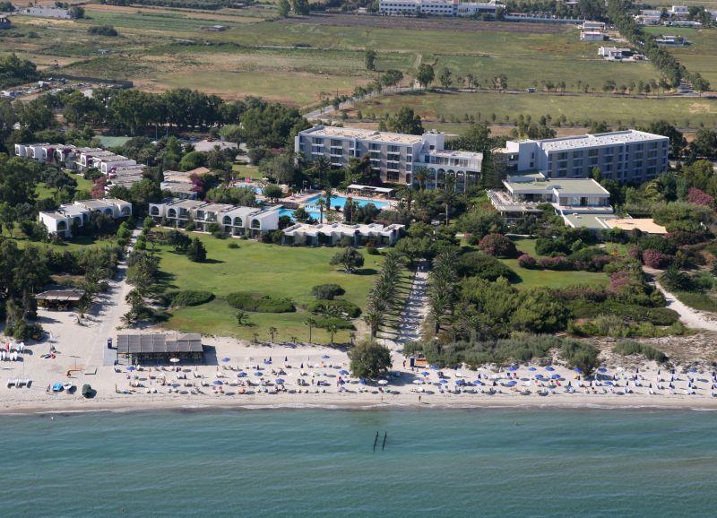 Caravia Beach 4*, о. Кос