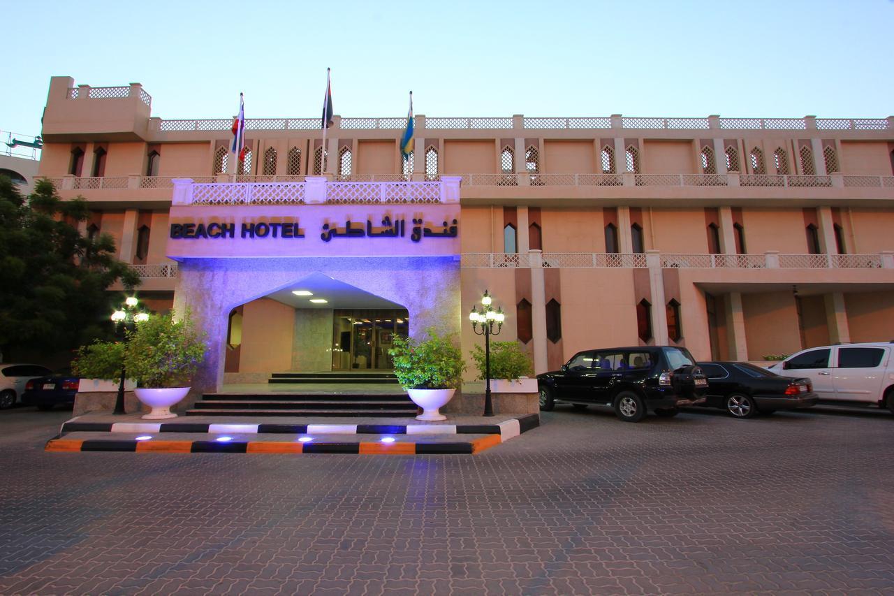Отель бич шарджа фото