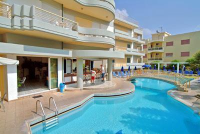 Angela Hotel Apartments