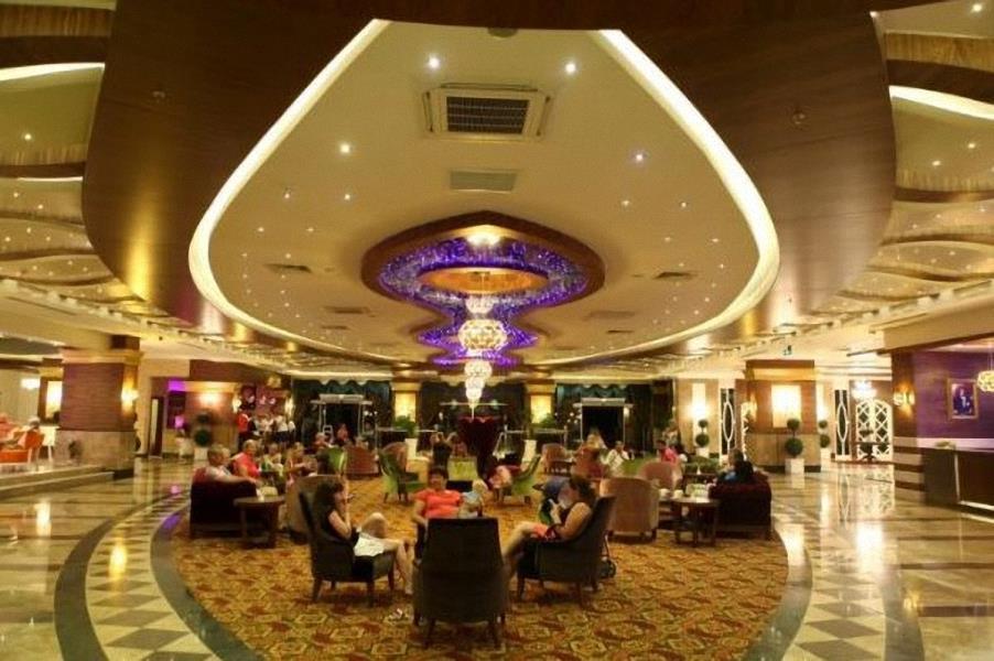Турция отель дизалия пальм