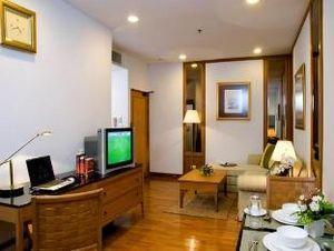 Centre Point Wireless Road Serviced Apartments Bangkok