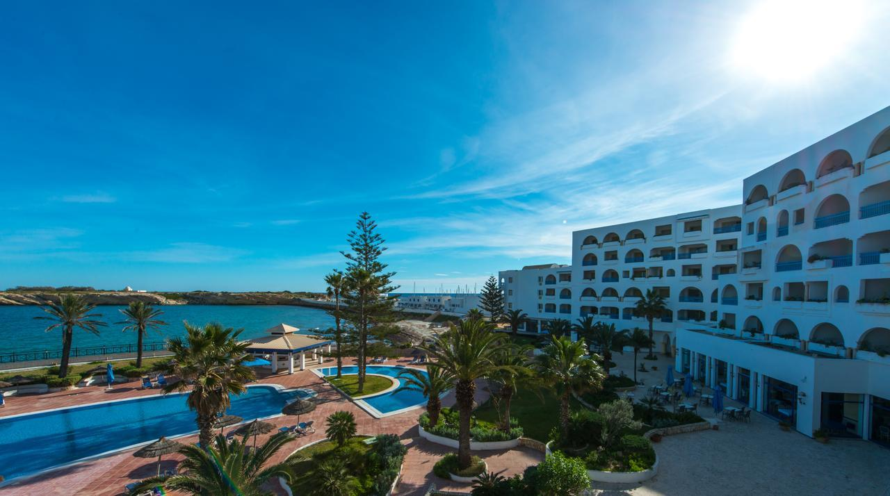 regency hotel spa 4 тунис монастир отзывы