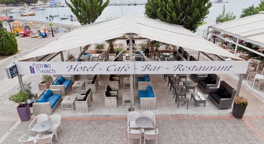 Astros Beach Hotel