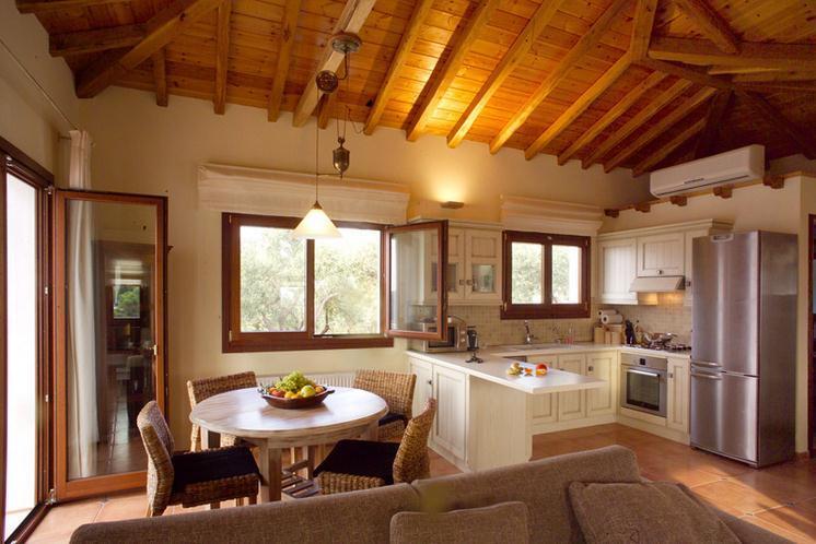 Интерьер дачных домов внутри - Дачный интерьер - 70 фото для вдохновения Фото