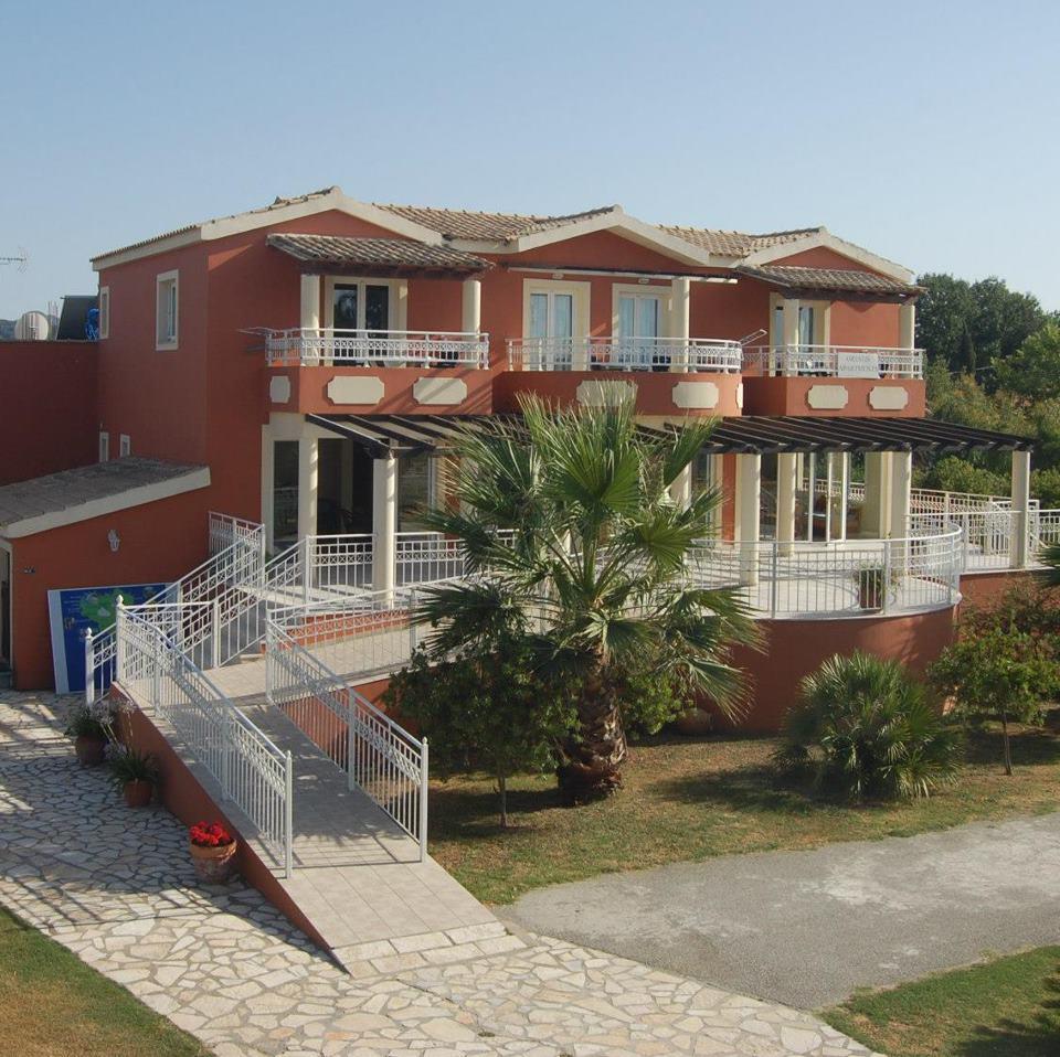 Orestis Apartments