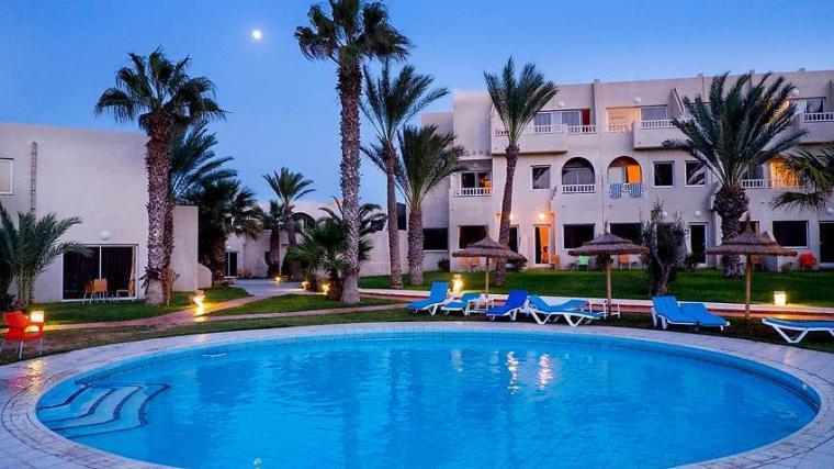 welcome meridiana 4 тунис джерба