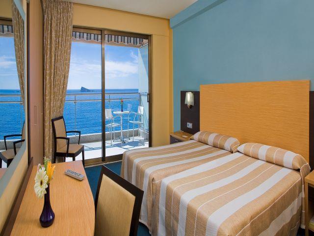 Отель в бенидорме 4 звезды фото