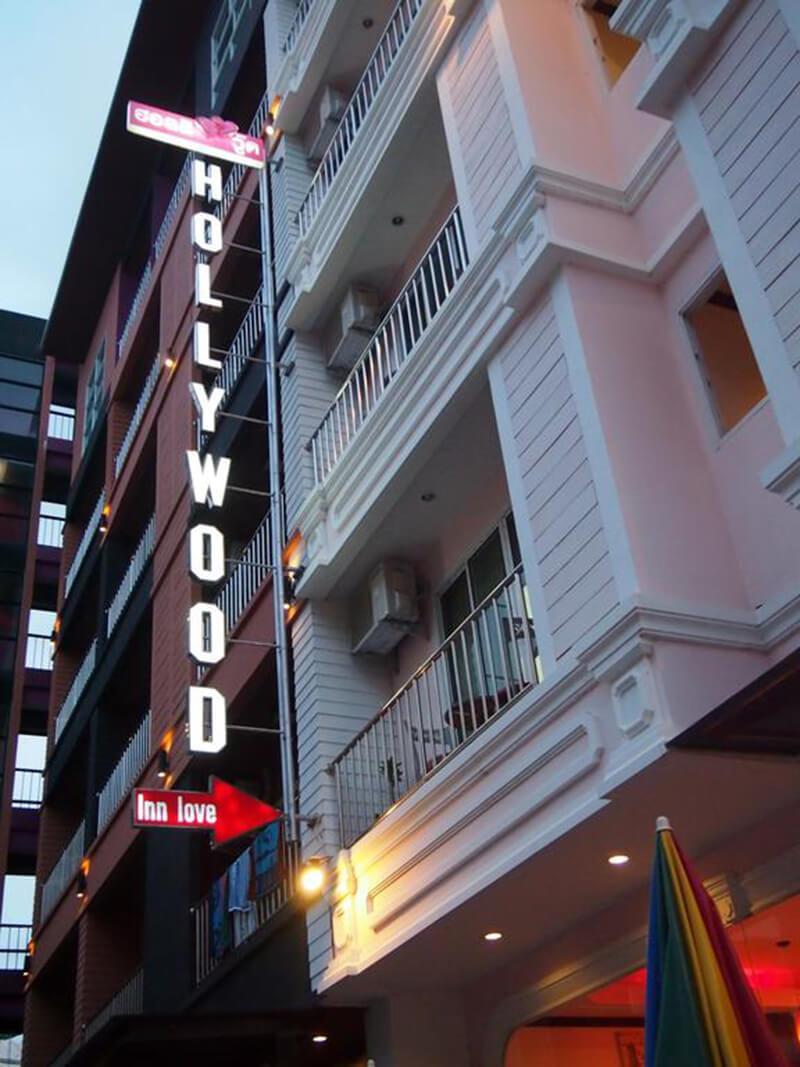 Hollywood Inn Love