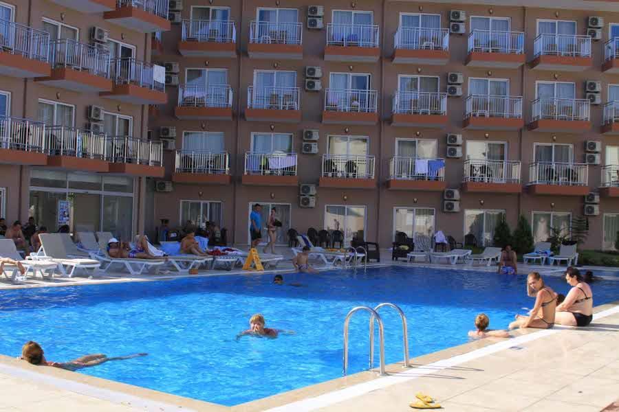Larissa Vista 4* (Турция/Кемер) Рейтинг отелей и