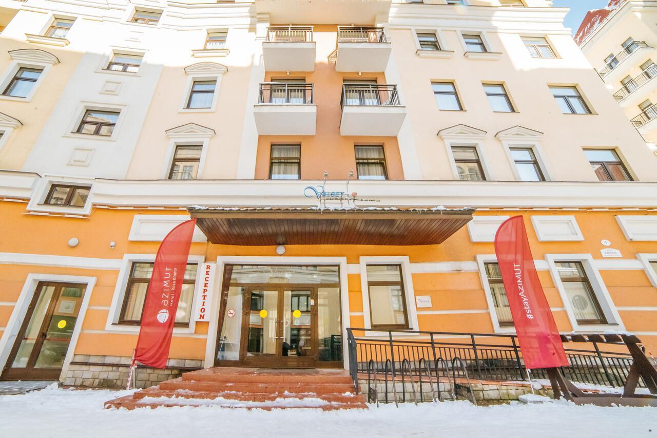 Фото отеля VALSET Apartments от AZIMUT Роза Хутор 3*