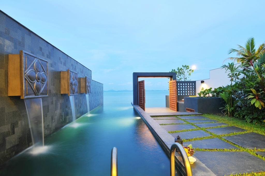 The Nchantra Pool Suite Phuket