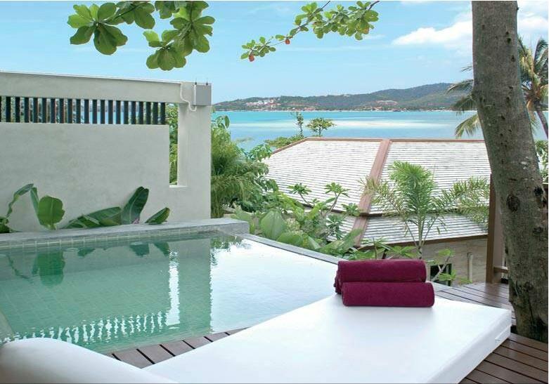 Punnpreeda Pool Villa Beachfront Samui