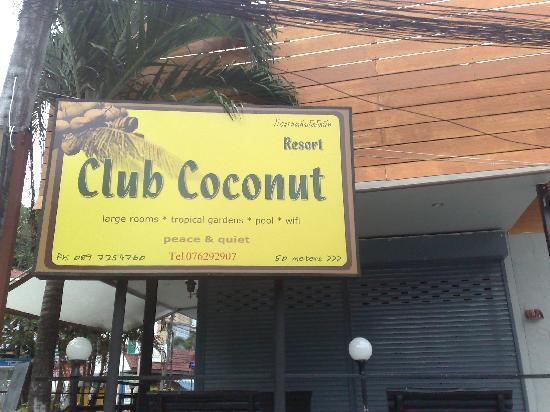 Club Coconut Resort