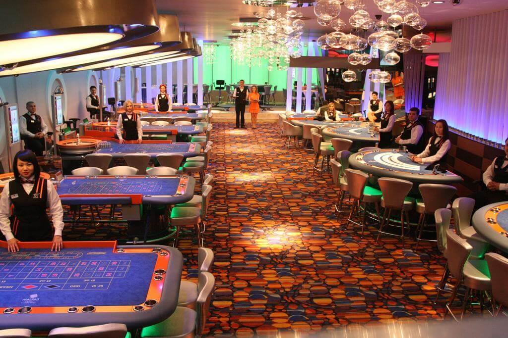 отели в турции где есть казино