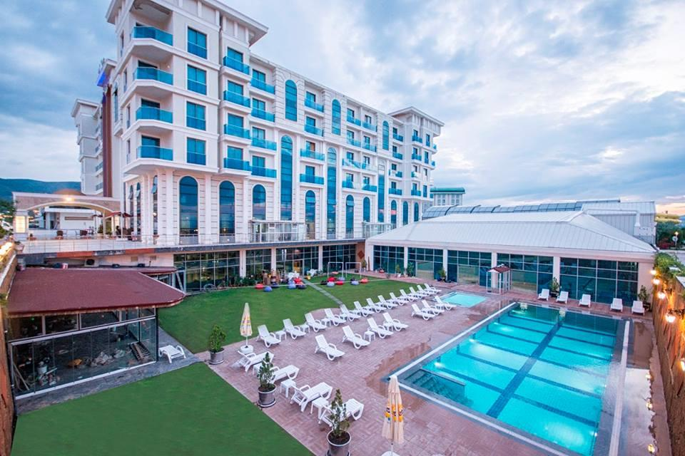 Budan Thermal SPA Hotel & Convention Center 5*