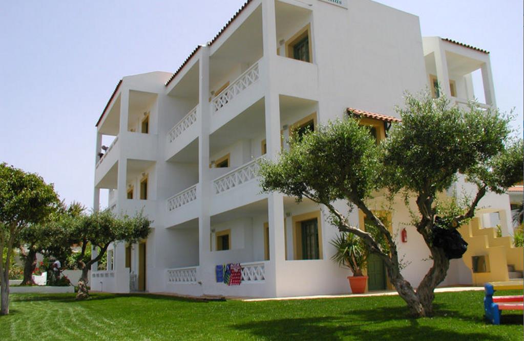 Nikolas Villas Apartmets