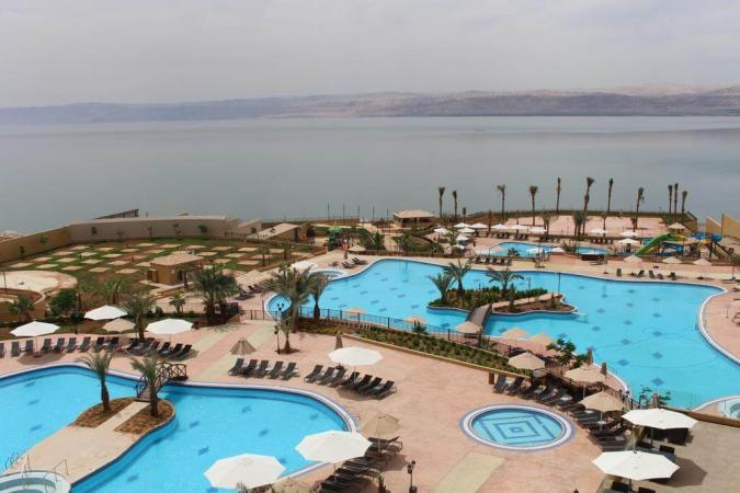 Иордания! Море, которое лечит!