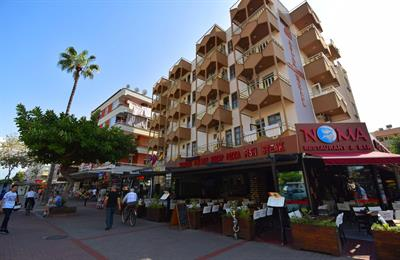 Aslan Corner Hotel