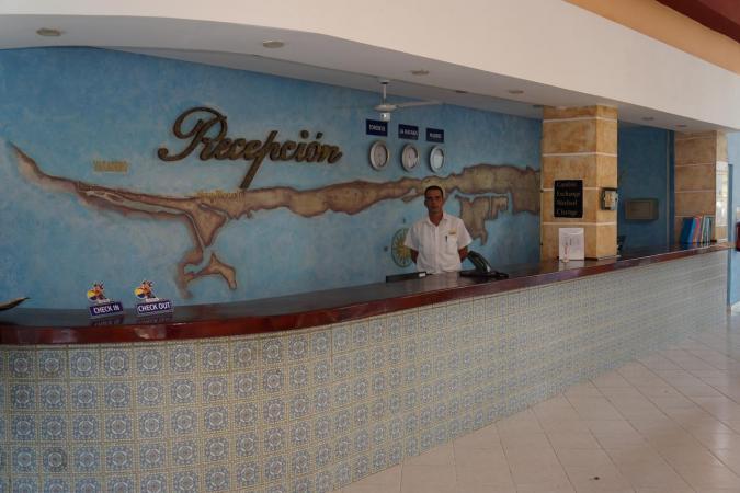 О, Барадеро! В Кубинский рай на всё включено!