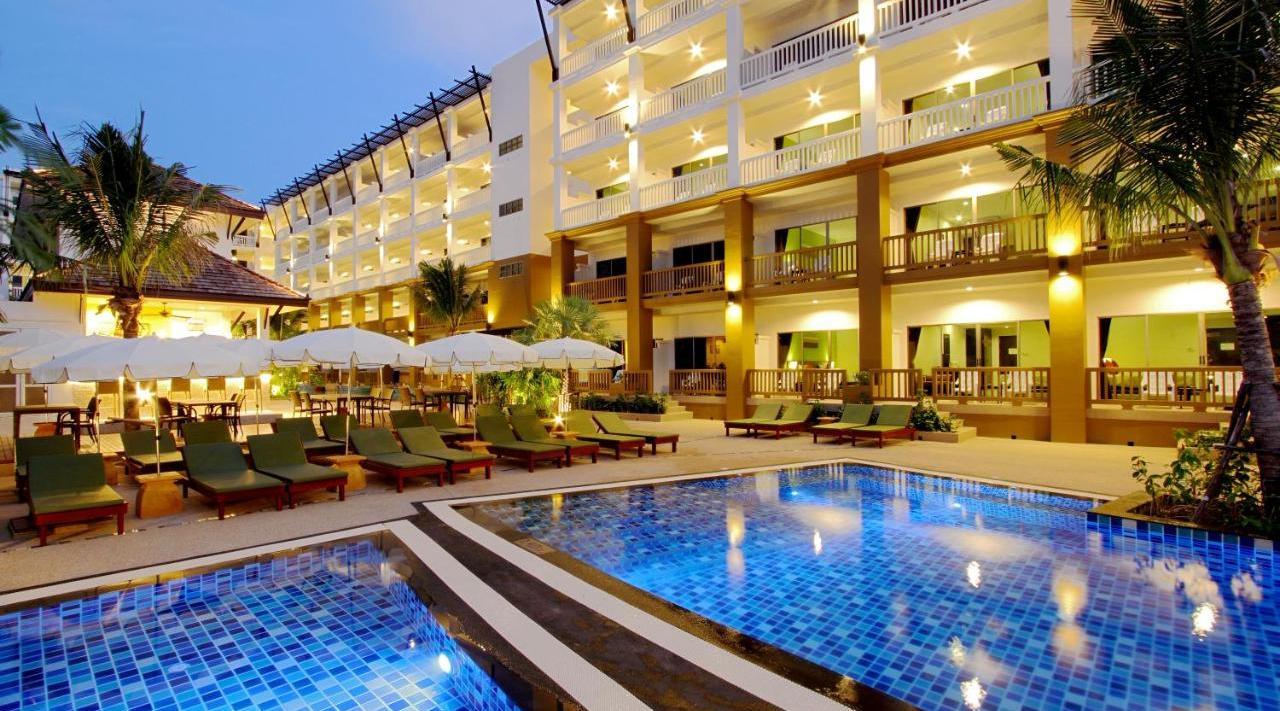 Kata Sea Breeze Resort - фото 1