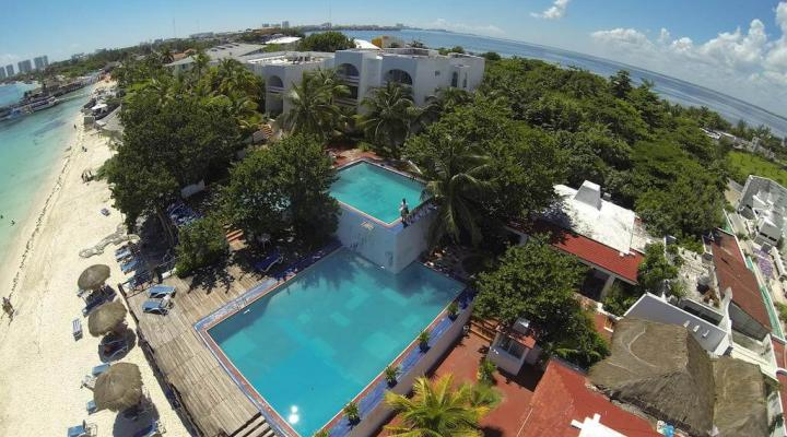 Maya Caribe Beach House Hotel - фото 2