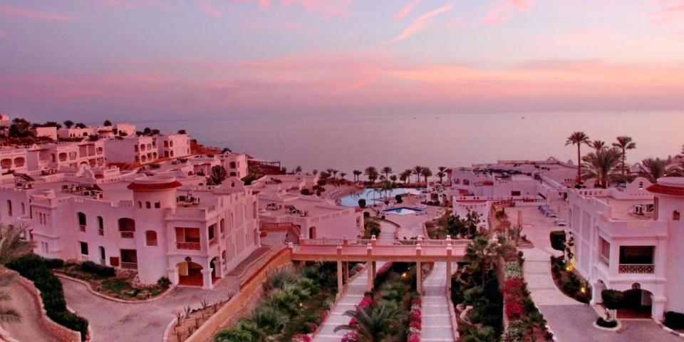 Отель с отличным рифом в Египте!