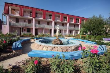 Отель База Отдыха Парус Россия, Евпатория