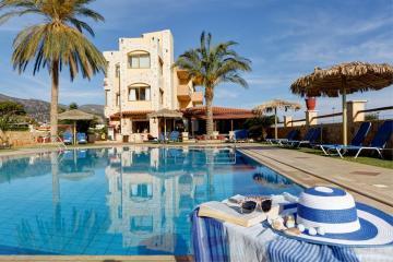 Отель Danelis Studios & Apartments (Malia) Греция, о. Крит