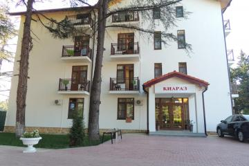Отель Киараз Старт Абхазия, Пицунда