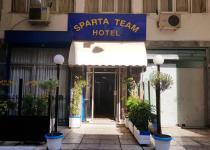 Фотография отеля Sparta Team Hotel