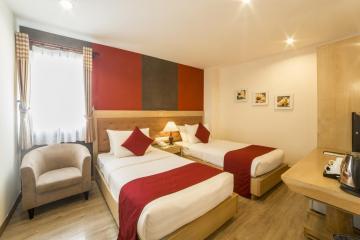 Отель Asian Ruby Select Hotel Вьетнам, Хошимин