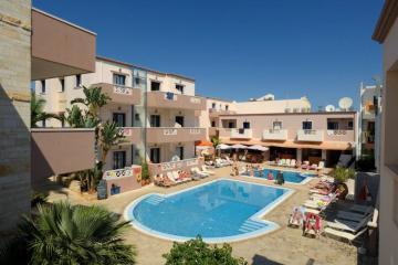 Отель Ilios Malia Apartments Греция, о. Крит