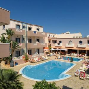 Ilios Malia Apartments (3*)