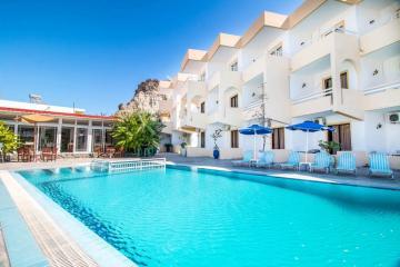 Отель Kiras Studios Греция, о. Родос