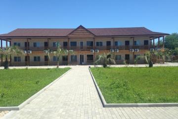 Отель Al Mare Абхазия, Пицунда