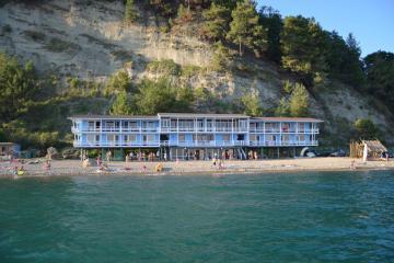 Отель Captain Black Абхазия, Пицунда