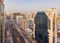 Фотография отеля Crowne Plaza Abu Dhabi