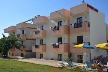 Отель Vagelis Греция, о. Крит
