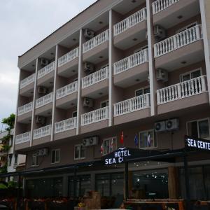 Sea Center Hotel (3 *)