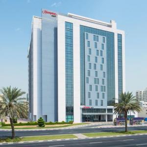 Hampton By Hilton Dubai Airport (3*)